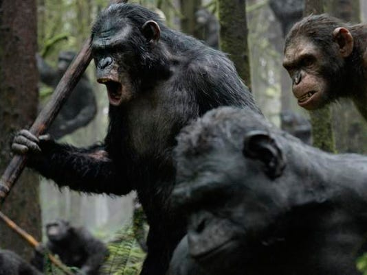 Film Review Dawn of the Planet of the Apes