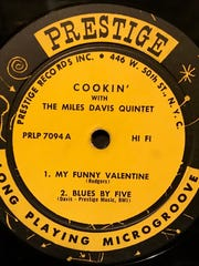 """Cookin' with the Miles Davis Quintet"""