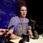 All-Star Jaromir Jagr (Florida Panthers) didn't want to go to the All-Star Game because he wanted to get stronger during the break.