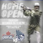 Knighthawks play Toronto in their Dec. 29 home opener