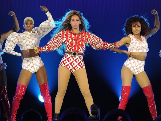 IMAGE DISTRIBUTED FOR PARKWOOD ENTERTAINMENT - Beyonce