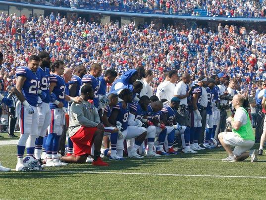 NFL protests