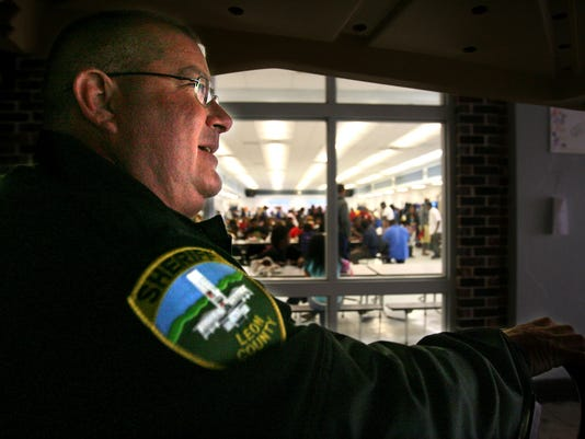 Leon's County Deputy John Etheridge Godby High