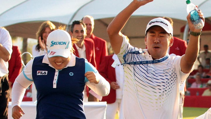 Inbee Park is golf's major machine, male or female