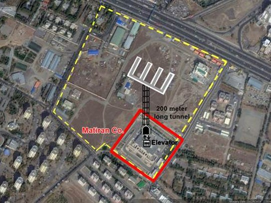 Dissident group alleges new secret nuke site in Iran