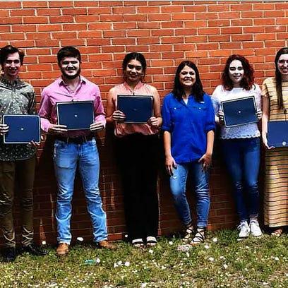 Ten students awarded San Angelo NAACP scholarships