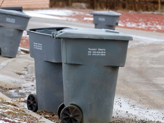City officials in Aztec have entered into a new trash collection contract that keeps the same provider but features higher rates.