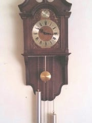 Linus's Grandfather clock.