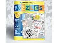 USA Today Puzzles book