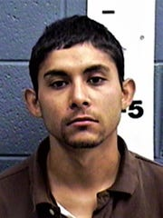 Steven Estrada, jail booking photo from 2009