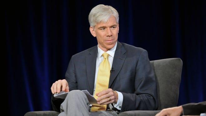 "David Gregory, former moderator of NBC's ""Meet the Press,"" will talk Thursday at Purdue University."