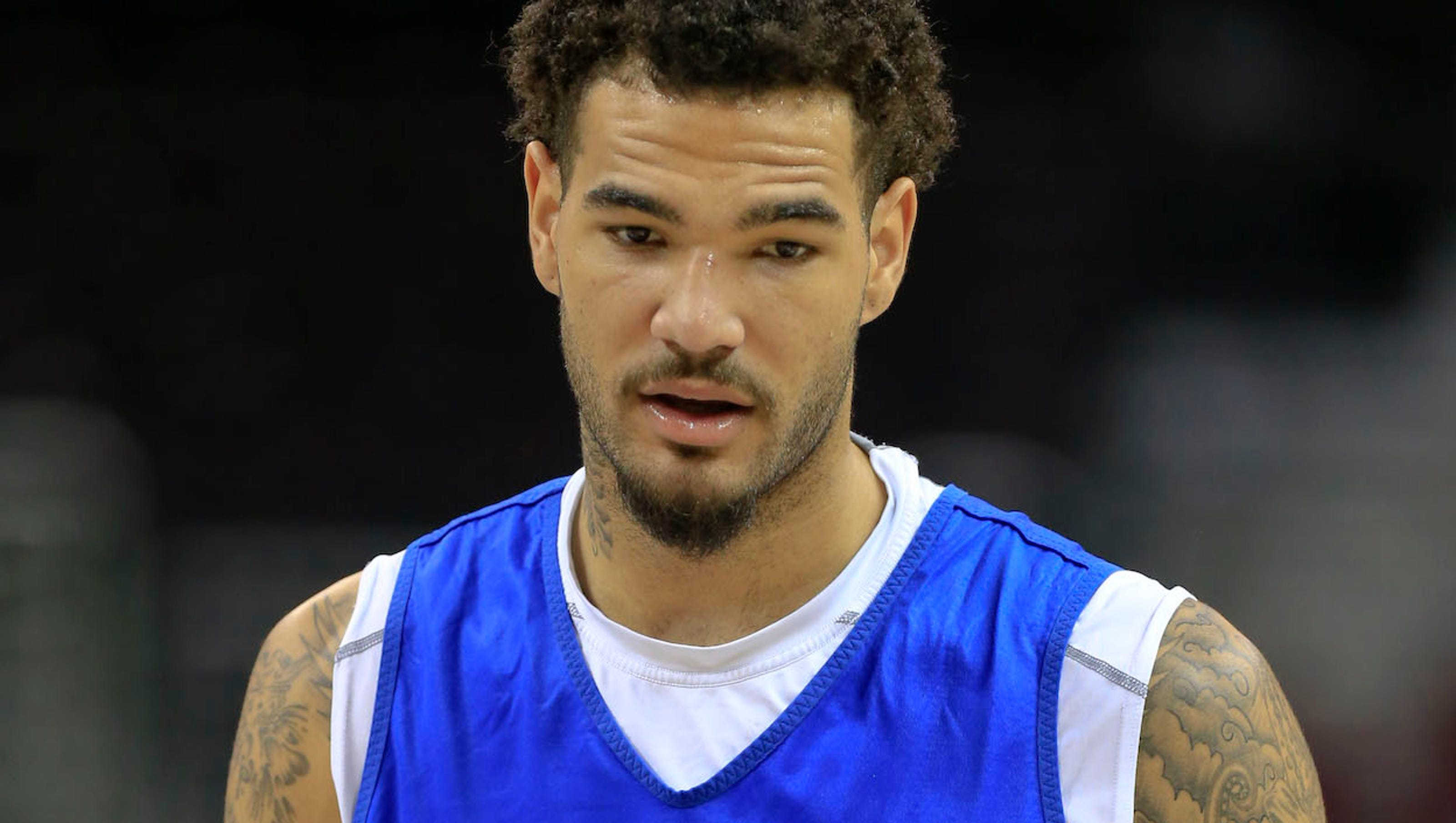 The Undefeated Kentucky Wildcats: Willie Cauley-Stein Loves The Game, Leads Undefeated
