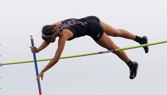 Okemos' Sophia Franklin has been one of the area's top performers.