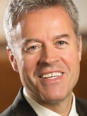 UWM Chancellor Mark Mone