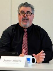 Dr. James Matera from CentraState Medical Center speaks