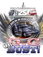 Truckers protest