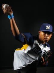 Jeremiah Estrada is a high school baseball prospect