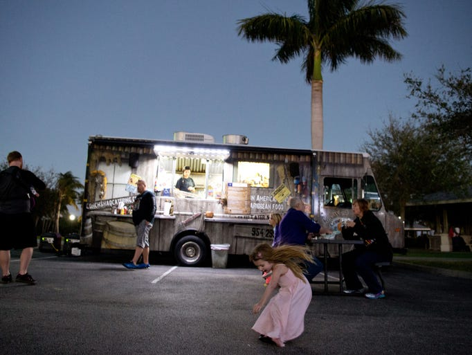 Treasure Coast Food Truck Invasion