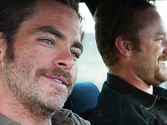 Brothers Toby (Chris Pine) and Tanner (Ben Foster)