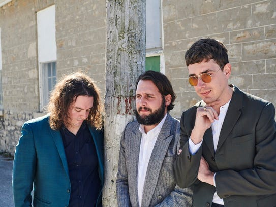 Canadian indie rockers Born Ruffians play MOTR Friday