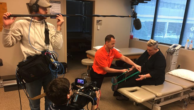 The Wellness Network of Pewaukee produces videos for patients on several health care topics. It has about 3,200 hospitals among its customers.