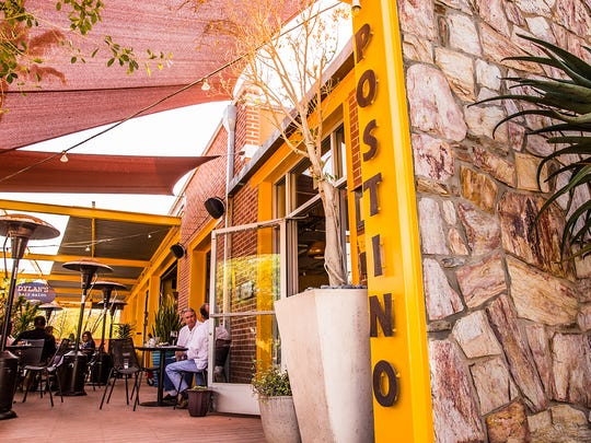 Other Midcentury gems in the Valley include eatery