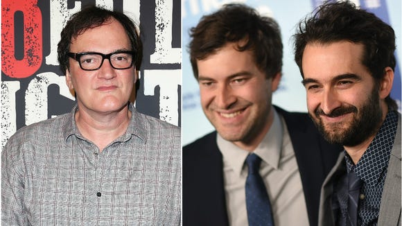 Unexpected: Quentin Tarantino is a big fan of the Duplass