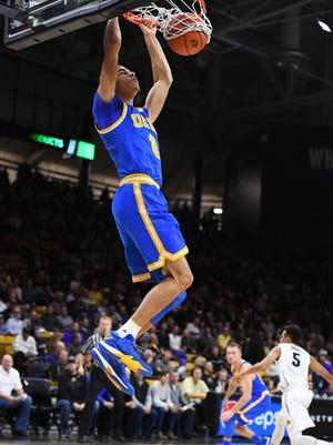 UCLA Bruins guard Lonzo Ball.
