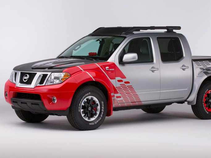 The Nissan Frontier Diesel Runner is being unveiled at the Chicago auto show. It's a showcase for the 2.8-liter four-cylinder Cummins diesel that Nissan's expected to offer later.