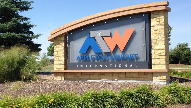 Appleton International Airport.