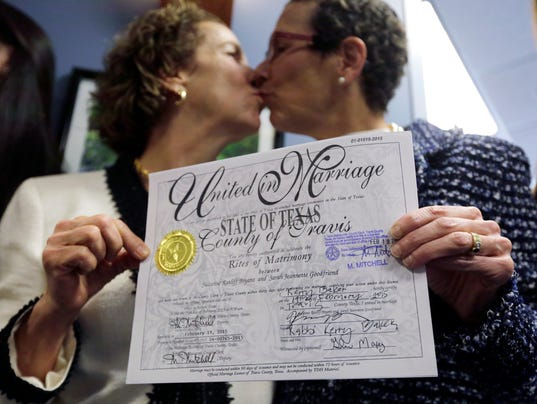 same sex marriage california updated in Newport News