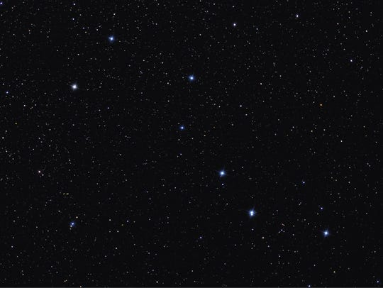 Big Dipper Keeping Watch Over Wingra >> Skywatch Step Outside And Look For These Constellations This Spring