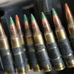 M855 ammunition.