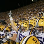 The LSU-South Carolina game will be televised by ESPN.