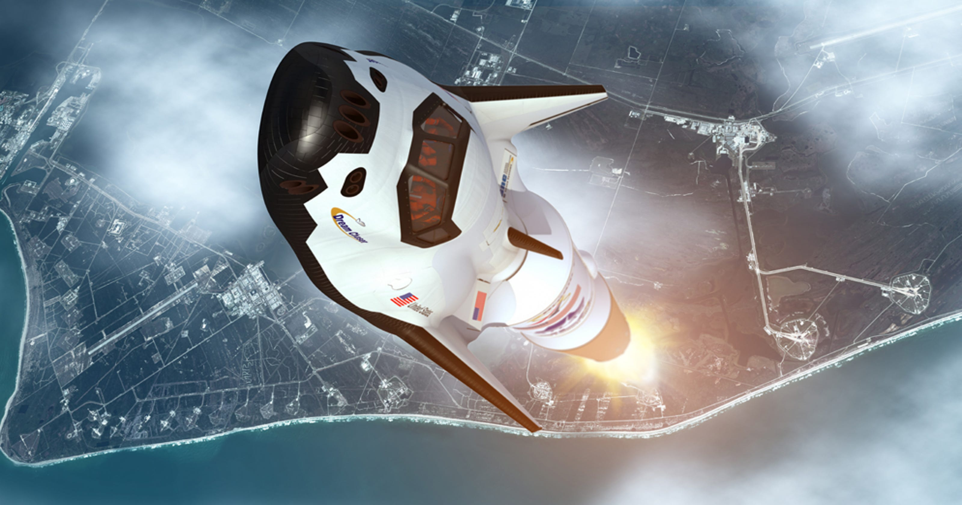 Brevard's Craig Technologies to support Dream Chaser mini-shuttle