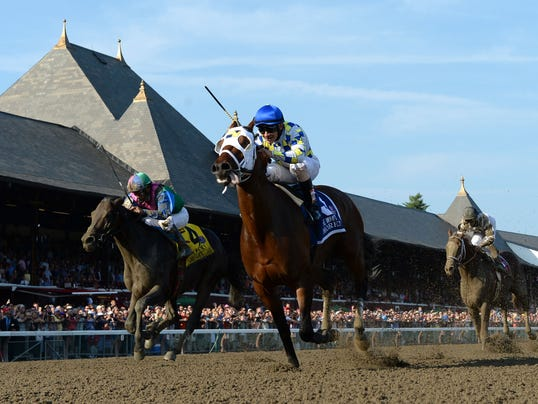 Whitney Horse Racing