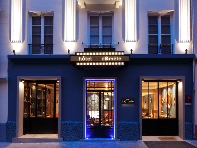 The 20 Best Reviewed Hotels In Paris According To