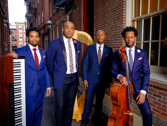 America's Got Talent finalists Sons of Serendip to
