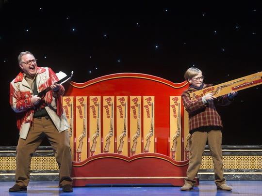 """A Christmas Story"" plays at the Fox Theatre, Dec."