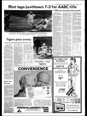 BC Sports History - Week of Sept. 5, 1975