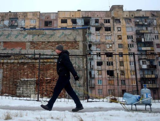 EPA UKRAINE CONFLICT WAR ARMED CONFLICT UKR