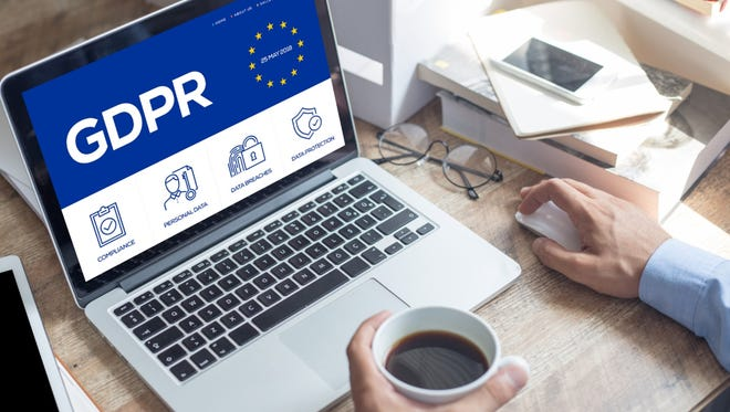 The EU's General Data Protection Regulation (GDPR) begins May 25.