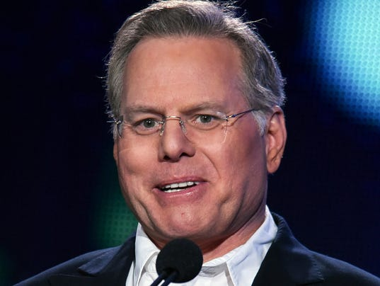 AP CEO PAY-TOP 10-ZASLAV F FILE ENT A USA CA