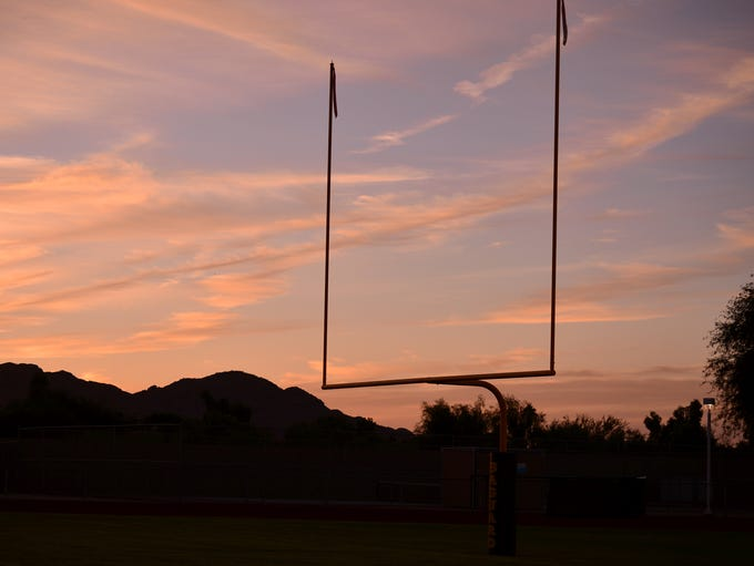 Check out who the top 10 Arizona high school football