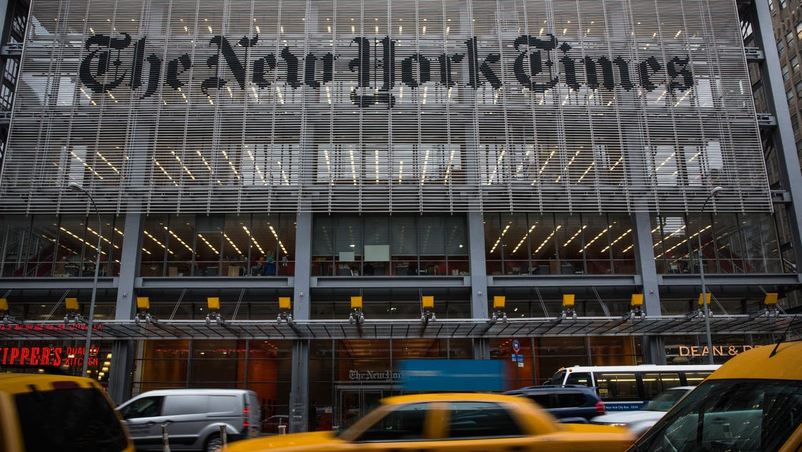 the new york times creating revenue This lesson comes straight from the new york times: check out this behind the  scenes account of the media leader's new revenue powerhouse.
