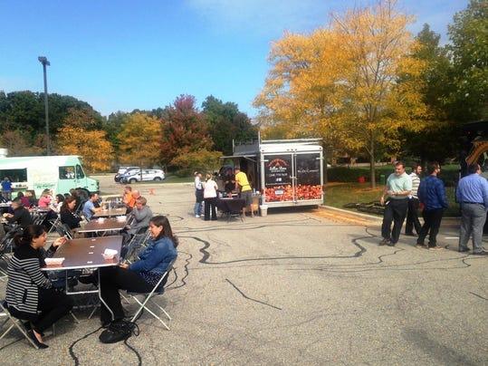 Novi Food Truck Rally