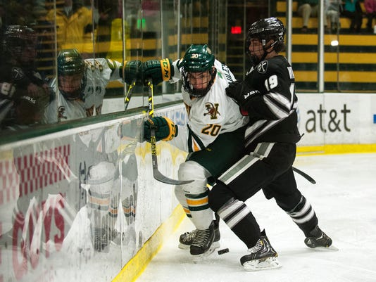 Providence vs. Vermont Men's Hockey 12/29/14
