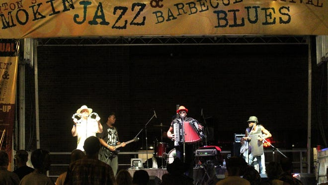 Top notch jazz and blues musicians will arrive in Brighton Friday and Saturday, Sept. 7-8, for the