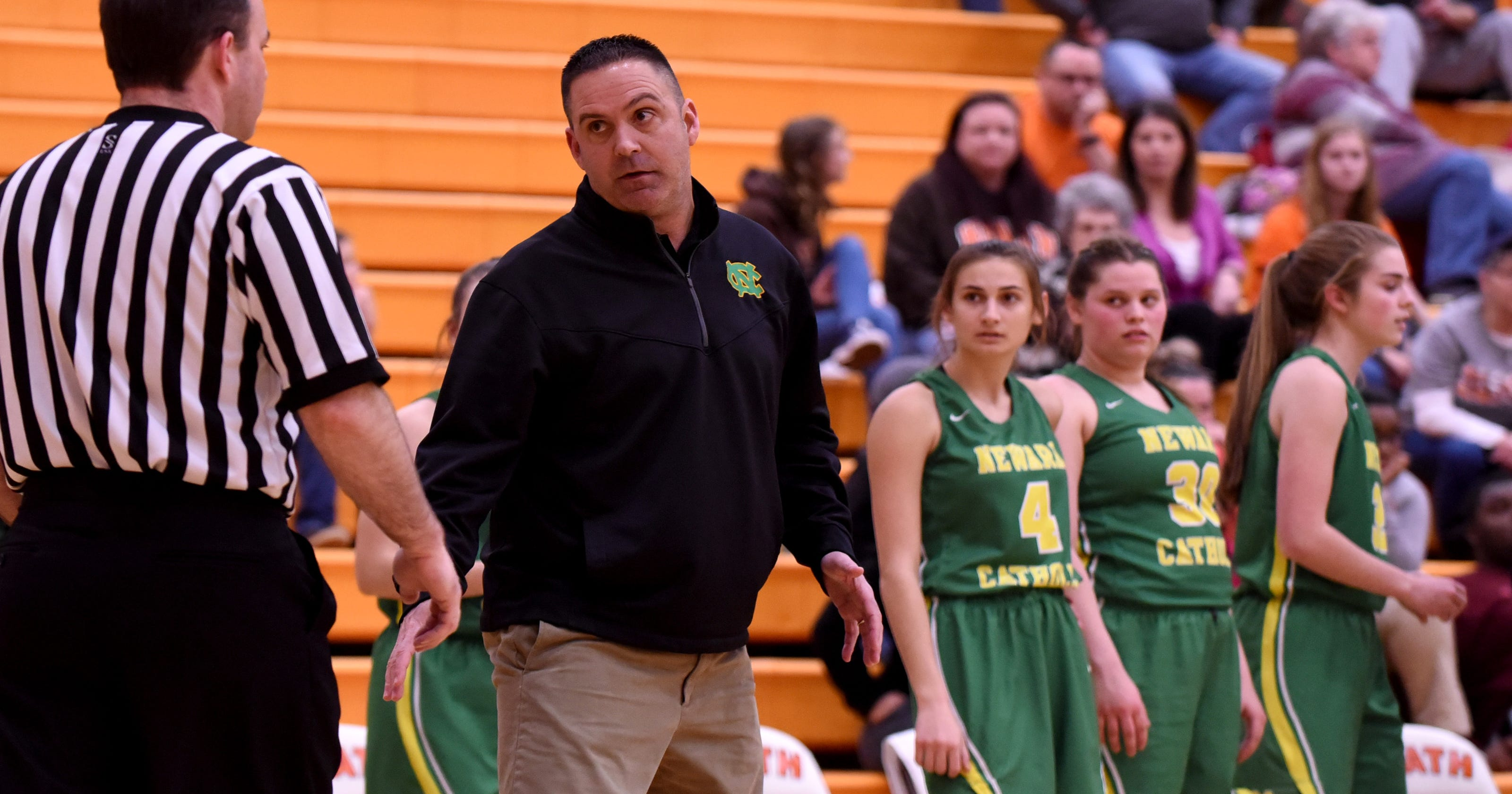 Newark Catholic's Rob Smith receives Central District honor
