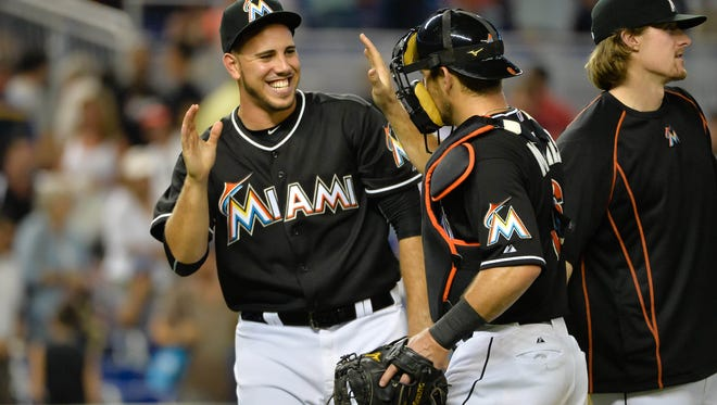 At long last, Marlins starting pitcher Jose Fernandez will be more than a spectator when he returns Thursday.